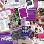 From Polymer To Art – Purple – I'm in it!