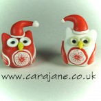 First Christmas Owls of 2012