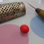 Textured Beads, mini tutorial
