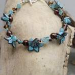 Polymer Clay Wedding Jewellery for my sister