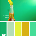 Design Seeds colour Palettes