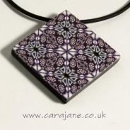 Purple Kaleidoscope Jewellery