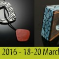 Polymania UK 2016 - 3 day polymer clay workshop with tutors Donna Kato, Bettina Welker, Claire Wallis and Cara Jane Hayman March 18-20th 2016 Bristol