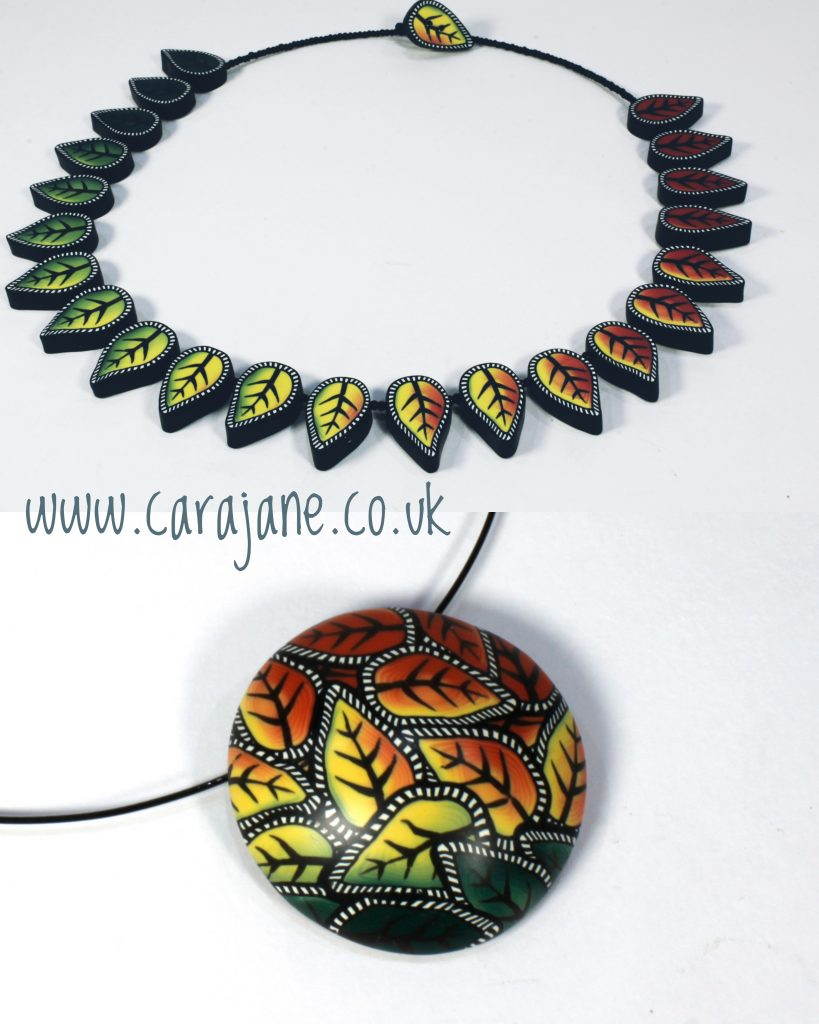 Cara Jane Changing Seasons Polymer Clay Workshop
